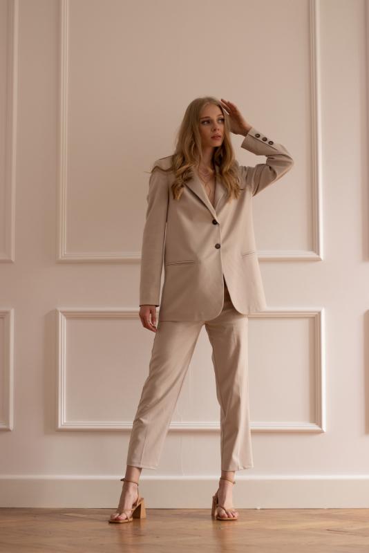 Spodnie Marigold beige