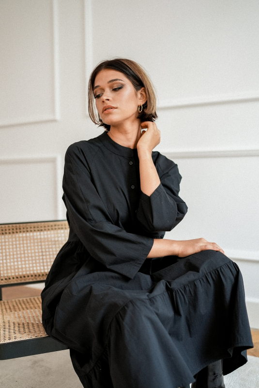 Sukienka Amelia black