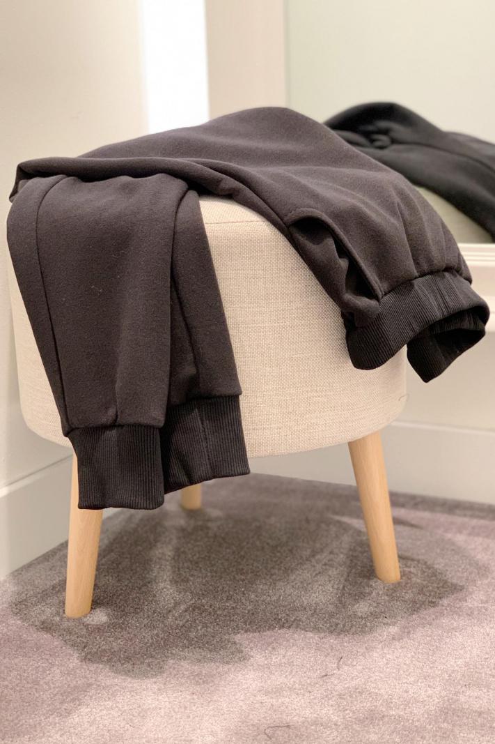 Spodnie dresowe ze ściagaczem