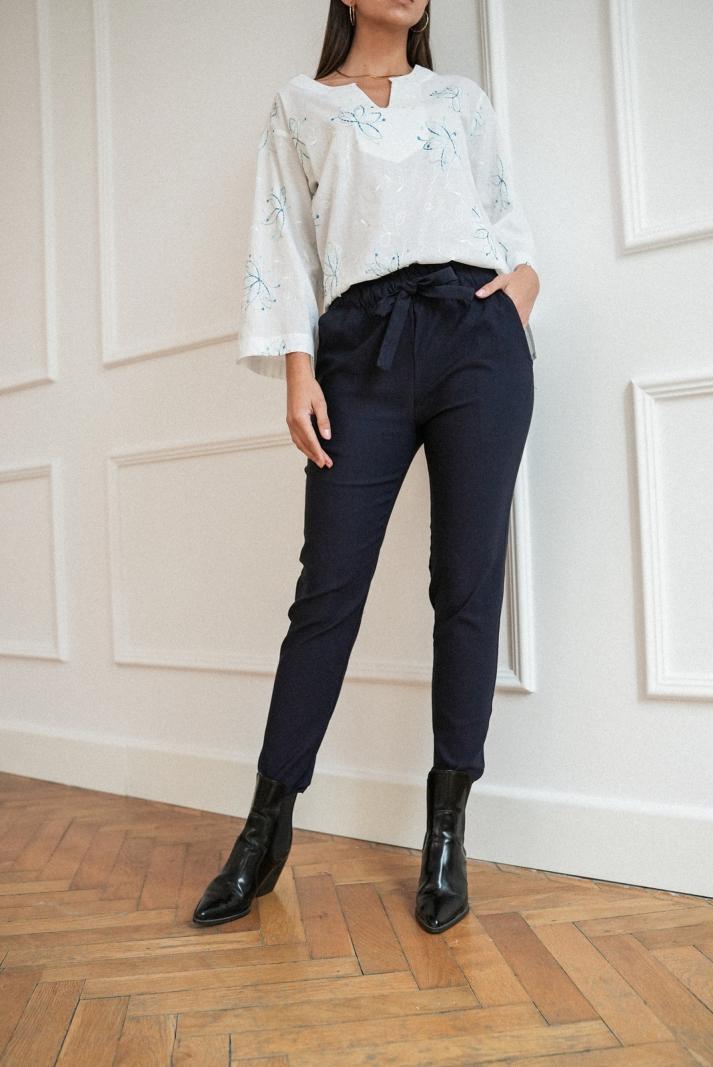 Spodnie London blue